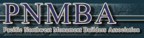 Pacific Northwest Monument Builders Association logo